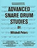 PETERS M. - Advanced Snare Drum Studies