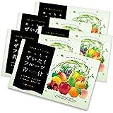 めっちゃぜいたくフルーツ青汁 【3g×30包 日本製】5セット