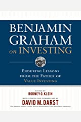 Benjamin Graham on Investing: Enduring Lessons from the Father of Value Investing Kindle Edition