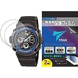 保護 フィルム CASIO 腕時計 G-SHOCK ジーショック GST-B200-1AJF / GST-B200D-1AJF / GST-B200B-1AJF / GST-B200G-2AJF / GST-B200X-1A2JF / GST-B20