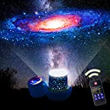 Star Night Lights for Kids, Remote Control Star Projector, with LED Timer, 360¡ãRotating Planet Night Lighting Lamps Sky Gala