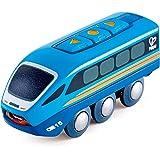 "Hape E3726 Remote-Control Train,E3726,4.65"" Length x 1.5"" Width x 1.97"" Height,Multi-color"