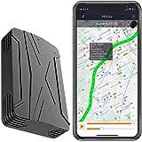 4G GPS 発信機 浮気調査 リアルタイム 車両追跡 大容量バッテリー 6000mAh SIM契約不要ですぐに調査開始できる 30日間使い放題 GPSトラッカー ロガー