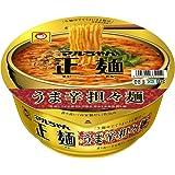 マルちゃん正麺 カップ うま辛担々麺 126g ×12個