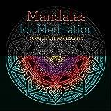 Mandalas for Meditation: Scratch-Off NightScapes: Scratch-Off NightScapes