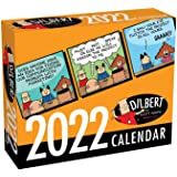 Dilbert 2022 Daily Desktop Box Calendar, Comic Strip