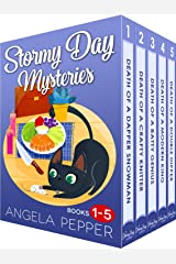 Stormy Day Mysteries: Series Bundle Kindle Edition