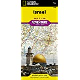 National Geographic Israel Map (National Geographic Adventure Map)