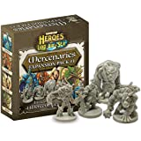 Gamelyn Games Heroes of Land, Air and Sea, Mercenary Pack 1