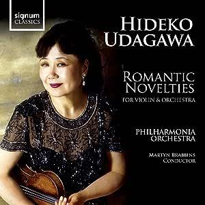 Romantic Novelties for Violin & Orchestra
