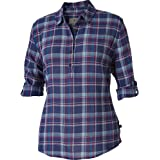 ROYAL ROBBINS Women's Oasis Plaid Popover Shirt