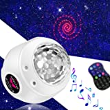 Star Projector Light,Star Galaxy Projector,with Bluetooth Speaker Remote Control,Galaxy Projector for Bedroom Adults,Starry N