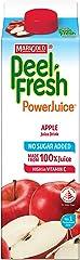 Marigold Peel Fresh No Sugar Added Juice Drink, Apple, 1L - Chilled