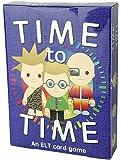 Kav's ELT Games 英語 カードゲーム Time to Time
