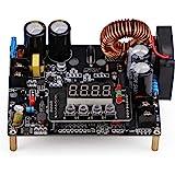 DC Buck Converter, DROK DC to DC Step Down Power Supply Module 10V-65V to 0-60V 0-12A Adjustable Voltage Regulator Transforme