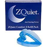 ズィークヮィェット ZQuiet 米国製 サイズ2 保管ケース付き いびき マウスピース いびき対策用品 いびきグッズ いびき軽減 イビキ 顎 前方移動6mm 睡眠 快眠 いびきサポーター (2)