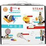 Butterfly EduFields Science Kits for kids 20+ DIY Toys in a Box for Boys Girls Age 5+ | Electronic Building Construction STEM