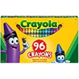 Binney & Smith Crayola(R) Standard Crayon Set Big Box Of 96