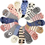 16 Pairs 16 Colors Women Ankle Socks Funny Cute Cartoon Stereoscopic Animals Ear Plush Boat Socks Womens Lady Girl Art Sock 3