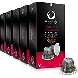 [Amazon限定ブランド] Punto Italia Espresso Journey プント・イタリア・エスプレッソ [English Breakfast Tea イングリッシュ・ブレックファースト] ネスプレッソ互換カプセル 1箱10カプセル入