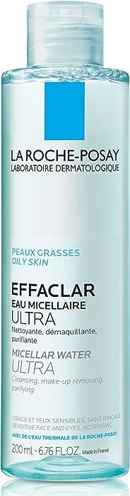 Effaclar Micellar Water Ultra For Oily Sensitive Skin