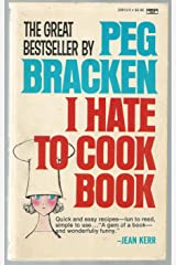 I Hate to Cook Book Mass Market Paperback