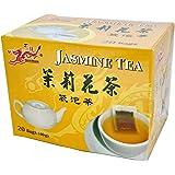 Heaven Dragon Jasmine Tea, 1 box of 20 Tea Bags