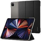 Spigen Compatible for iPad Pro 12.9 (2021) inch Case Liquid Air Folio - Black