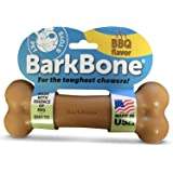 Pet Qwerks BarkBone Dog Chew Toy, BBQ Flavor, Large