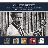 Five Classic Albums/Bonus Singles/ Rare Tracks/ Chuck Berry