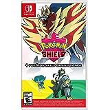 Pokemon Shield + Pokemon Shield Expansion Pass (輸入版:北米) – Switch