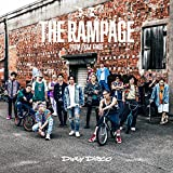 Shangri-La♪THE RAMPAGE from EXILE TRIBEのジャケット