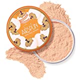 Coty Airspun Loose Face Powder 2.3 oz. Rosey Beige Tone Loose Face Powder, for Setting Makeup or Foundation, Lightweight, Lon