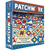 Lookout Games Patchwork Americana Board Game (84612)