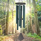 """ASTARIN Large Wind Chimes Outdoor,36"""" Sympathy Wind Chimes Amazing Grace Tuned Relaxing Deep Tone,Memorial Wind Chimes Garden"""