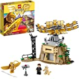 LEGO DC Wonder Woman vs Cheetah 76157 Building Kit