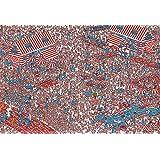 40ピース ジグソーパズル Where's Wally? ウーフの国(26x38cm)