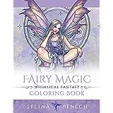 Fairy Magic - Whimsical Fantasy Coloring Book: 14
