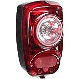 CYGOLITE Hotshot– High Power 2 Watt Bike Taillight– 6 Night & Daytime Modes– User Tuneable Flash Speed– Compact Design– IP64