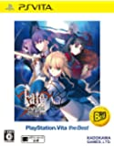 Fate/stay night [Realta Nua] PlayStation Vita the Best - PS…