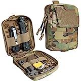 EXCELLENT ELITE SPANKER Molle Admin Pouch Military Utility Tool Pouch EDC Molle Pouchs Gadget Waist Bags