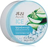 The Face Shop Jeju Aloe Ice Refreshing Soothing Gel, 1 count