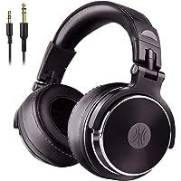 OneOdio Pro50 Hi-res ヘッドホン 高音質 有線 プロフェッショナル DJ用 モニターヘッドホン オー…