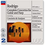Complete Concertos for Guitar & Harp