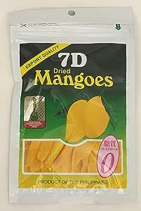 7Dドライマンゴー (1袋)
