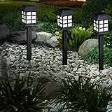 12x LED Solar Power Garden Landscape Path Lawn Lights Yard Lamp Outdoor Lighting