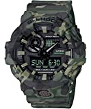 CASIO (カシオ) 腕時計 G-SHOCK(Gショック) カモフラージュ GA-700CM-3A メンズ 海外モデル…