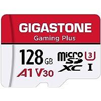 Gigastone マイクロSDカード 128GB Micro SD Card Nintendo Switch 動作確認…