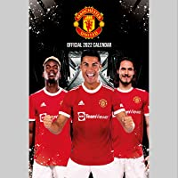 The Official Manchester United Calendar 2022 (The Official M…