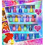 Townley Disney Princess Nail Polish Gift Set, 18 Pc by Townley